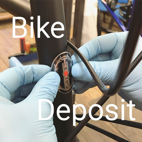 Thorn Bicycle Deposit