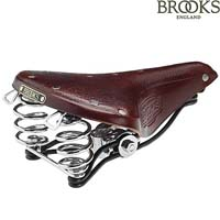 Saddles - Leather Sprung