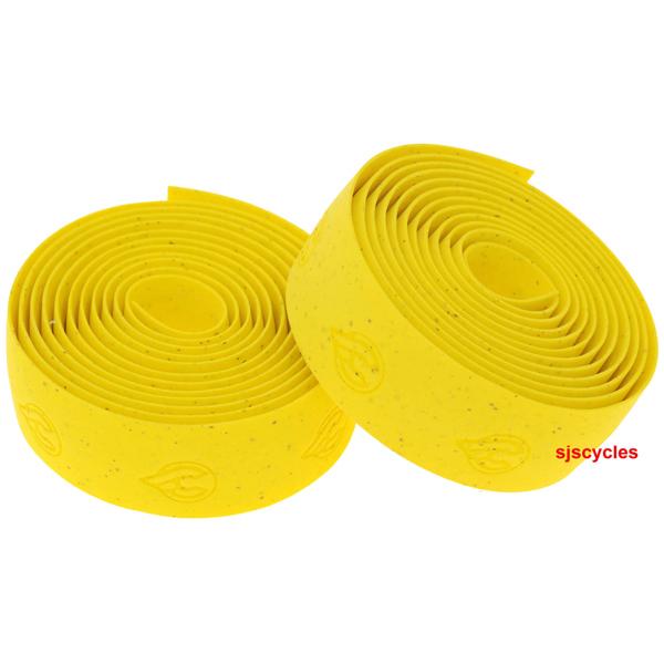 Cinelli Handlebar Tape Tape /& Plugs Cinelli Cork-yellow