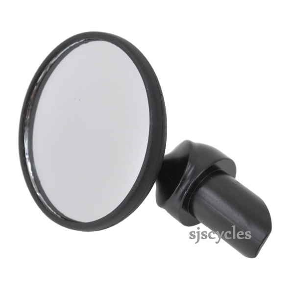 Busch  Muller Busch & Muller Cycle Star Mirror fits to Handlebar End No Stem for Drop Bars