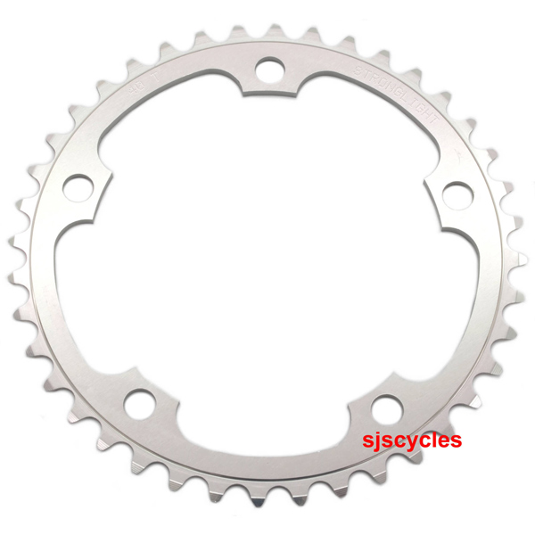 STRONGLIGHT DURAL 5083 Noir 110BCD mm SHIMANO Compact Chainring 36 T