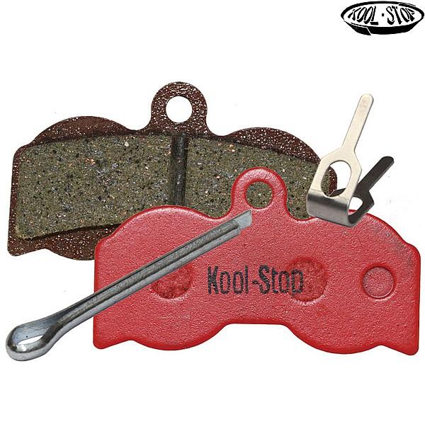 Kool Stop Hope XC 4  4 Piston Disc Pads