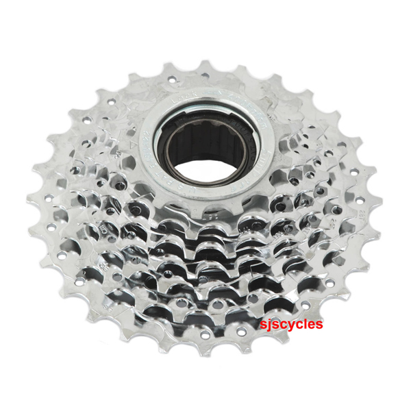 New Sunrace 7 Speed 13-28 Freewheel Shimano Compatible Bicycle Components & Parts Sporting Goods