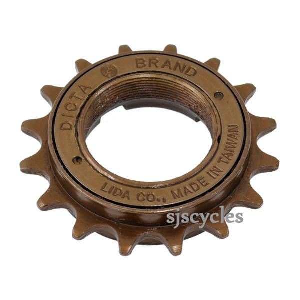 NEW Dicta 16t 3//32 BMX freewheel