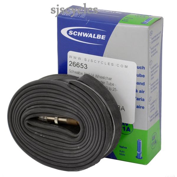 "Schwalbe Bicycle Bike Tire Tube  SV11A Presta 20-25x559-571 26/"" 650c"