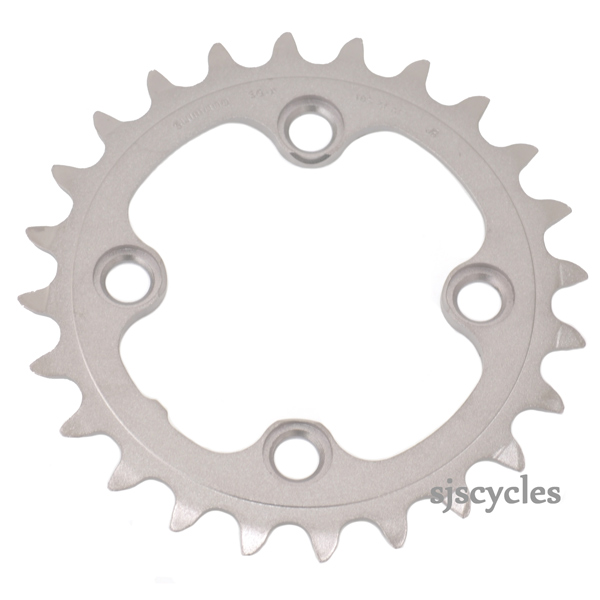 Shimano XTR M980 24t 64mm 10-Speed Inner Chainring for 24-32-42t Set