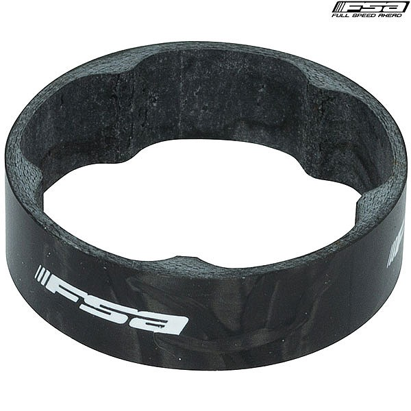 """FSA Headset Carbon Spacer 1 1//8/"""""""