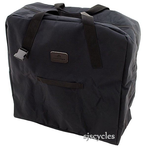 9581f3ad4 Carradice Folding Bike Carrying Bag - Suitable for