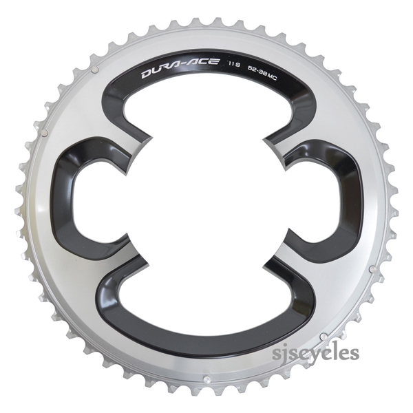 Shimano Dura-Ace 9000 52T Chainring for FC-9000 Crank 11 Speed