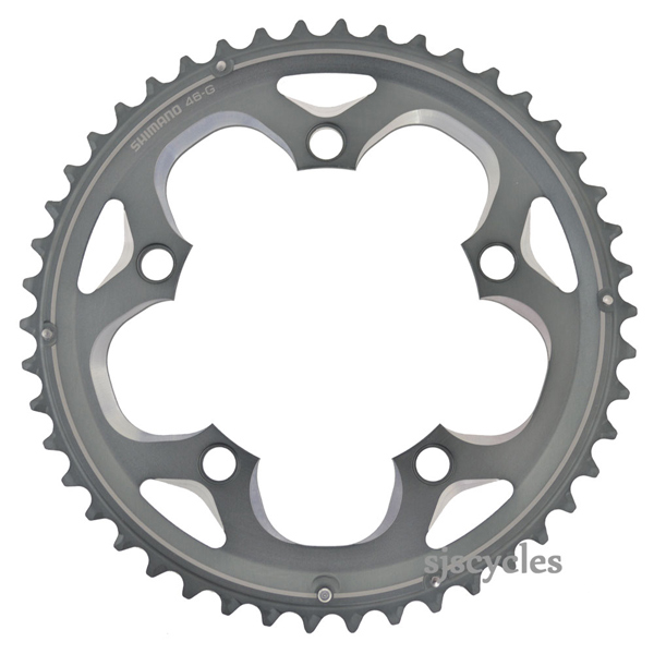 New Shimano Ultegra FC-6750 Replacement Inner Chainring 110 BCD x 34T Silver