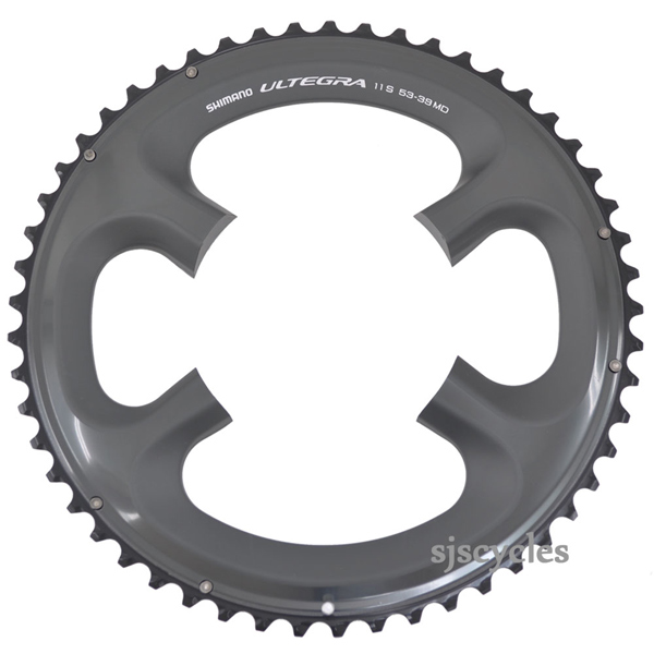 Shimano Ultegra FC-6800 39t 110mm 11-Speed Chainring
