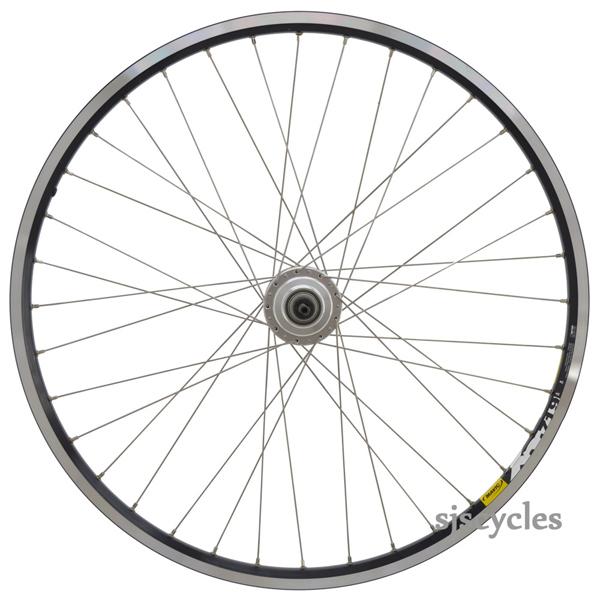 d177ecf66dd 26' (559) Rear Wheel 36h XM719 w/ Sturmey S3X