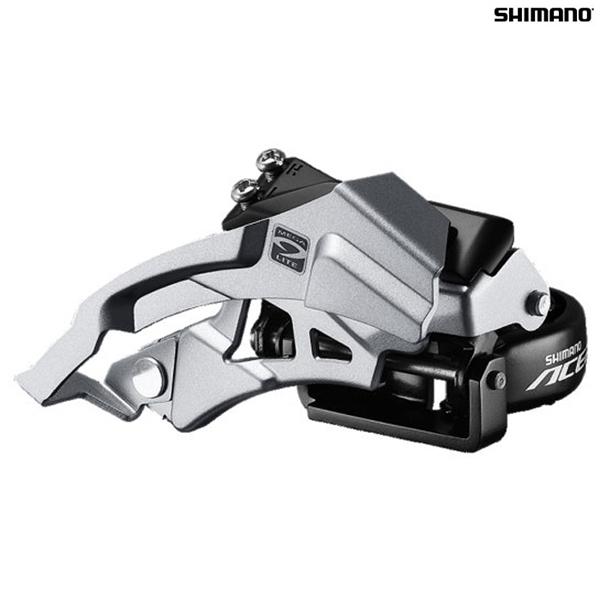 2816138842a Shimano Acera FD-M3000 9 Speed Triple Derailleur