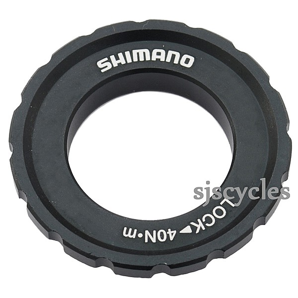 Shimano Deore XT HB-M8010 Front Lock Ring & Washer