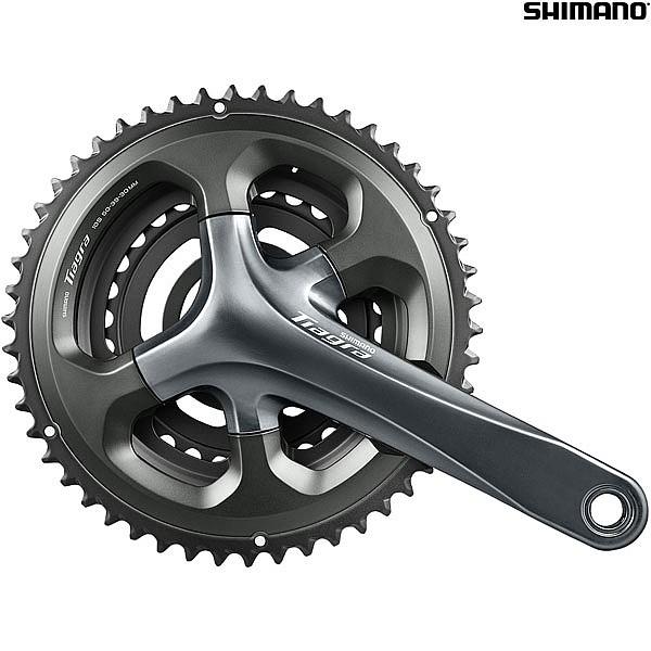 ea871b0cdaf Shimano Tiagra FC-4703 10 Speed Triple Chainset - 50/39/30T -