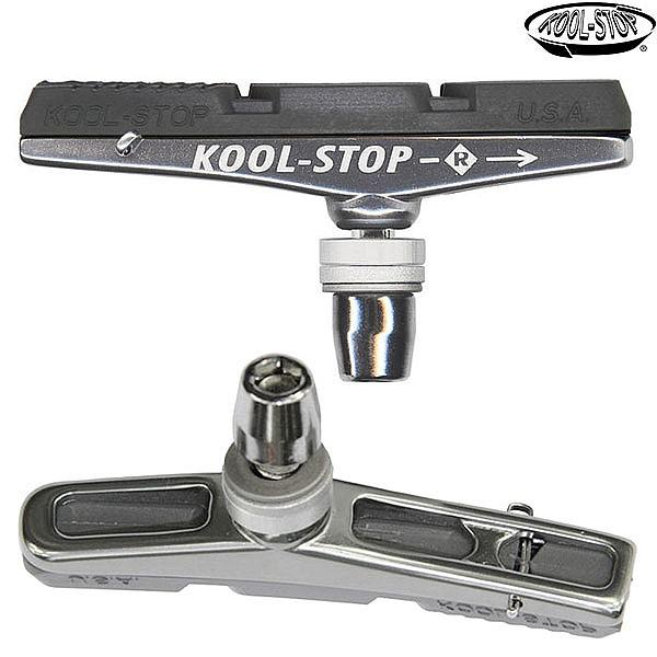 Kool Stop V2 Titanium V Brake Blocks - E-Bike Compound