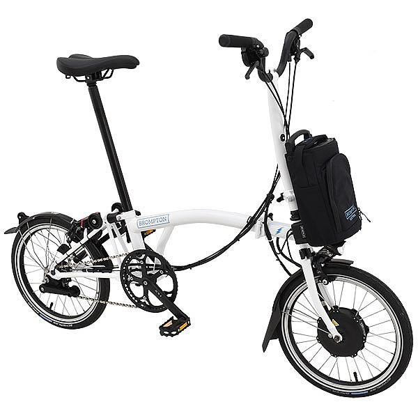 7df1883d3b4 Brompton Electric H6L 2019 Folding Bike