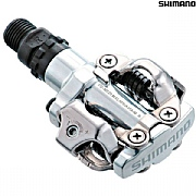 Shimano PD-M520 SPD Pedals - Silver