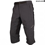 Endura Hummvee 3/4 Baggy Shorts - Black