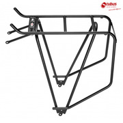 Tubus Cargo Rear Rack for 700c , 622  Wheels - Black