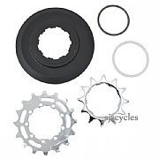 Brompton Sprocket / Disc Set 12/16T 2 Spd
