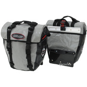 Carradice CarraDry Universal Panniers - Grey - 20 Litre
