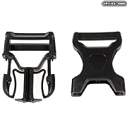 Ortlieb Stealth Buckles 25 mm Male & Female - E146