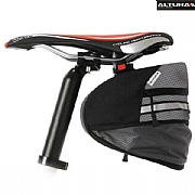 Altura Trail QR Expanding Seat Pack - Black/Grey - 1.9 to 2.8 Litre