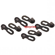 SRAM PowerLock Black for 10 Speed Chains - Pack of 4