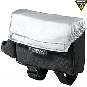 Topeak TriBag c/w Rain Cover - Black - 0.57 Litre