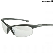 Endura Stingray Glasses with 4 Lens - Black