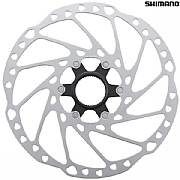 Shimano SLX M665 SM-RT64 Centre-Lock Disc Rotor - 160mm