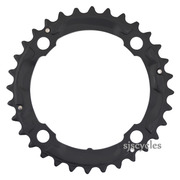 Shimano Deore XT FC-M760 104mm BCD 4 Arm Middle Chainring - 32T