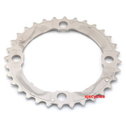 Shimano Deore FC-M532 104mm BCD 4 Arm Middle Chainring - 32T