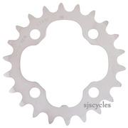 Shimano Deore FC-M532 64mm BCD 4 Arm Inner Chainring - 22T