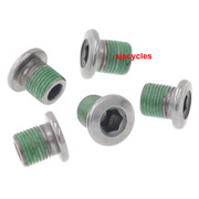 Shimano 105 FC-5603 Inner Chainring Fixing Bolts - M8 x 8.5mm - Y1GF98010