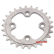 Shimano Deore XT FC-M771 64mm BCD 4 Arm Inner Chainring - 26T