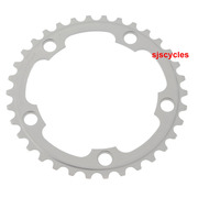 Shimano Tiagra FC-4550 110mm BCD 5 Arm Inner Chainring - Silver - 34T