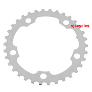 Shimano Sora FC-3450 110mm BCD 5 Arm Inner Chainring - Silver - 34T