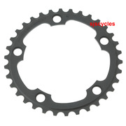 Shimano Ultegra FC-6650 110mm BCD 5 Arm Inner Chainring - Ice Grey - 34T