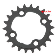 Shimano Deore XT FC-M770 64mm BCD 4 Arm Inner Chainring - 22T