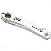 Shimano Deore XT FC-M770 Left Hand Crank Arm - Silver
