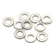 M5 Stainless Steel Washer Form A - Pack Of 10