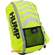 Respro Hi-Viz Hump Rucsac Cover Waterpoof - Fluorescent