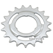 Sturmey Archer 19T Sprocket - 1/8 Dished C.P. - HSL836