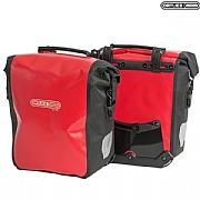 Ortlieb Sport Roller City Panniers - Red/Black - 25 Litre