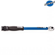 Park Tool TW-6 Large Ratcheting Click Type Torque Wrench - 3/8 Inch Drive / 88-530 Inch Pounds