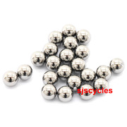 Shimano 3/16 Inch Steel Ball Bearings - 20pcs - Y00091210