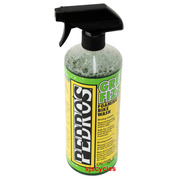 Pedros Go Green Fizz Foaming Bike Wash Bottle 1 Litre