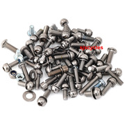 Assorted Frame Stainless Steel Fixings - Approx. 1/2 lbs , 250g  Bag